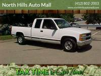 1998 Chevrolet C/K 1500 Series 2dr C1500 Cheyenne Extended Cab LB