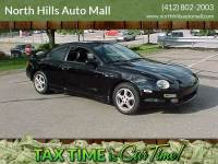 1997 Toyota Celica ST Limited Edition 2dr Hatchback