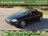 1994 Honda Civic del Sol S 2dr Coupe