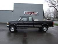 1997 Ford F-250 X-CAB 4X4 XLT ORIG BLACK 150K MILE VERY NICE