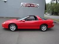 2001 Chevrolet Camaro T-TOP BRIGHT RED V6 AUTO ALLOYS
