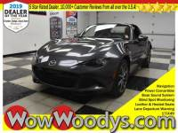 2017 Mazda MX-5 Miata RF Launch Edition SV 2dr Convertible 6A