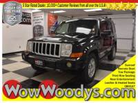 2008 Jeep Commander 4x4 Limited 4dr SUV
