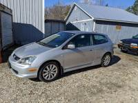 2005 Honda Civic Si 2dr Hatchback w/Side Airbags