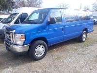 2014 Ford E-Series Wagon E-350 SD XLT 3dr Extended Passenger Van
