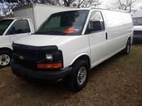 2014 Chevrolet Express Cargo 3500 3dr Extended Cargo Van w/1WT