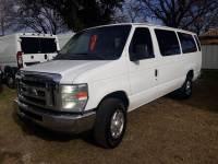2013 Ford E-Series Wagon E-350 SD XLT 3dr Extended Passenger Van