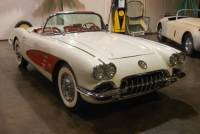 1960 Chevrolet Corvette 2 Door Roadster