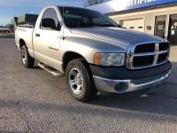 2003 Dodge Ram Pickup 1500 2dr Regular Cab ST Rwd SB
