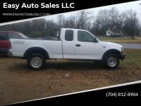 2000 Ford F-150 4dr XL 4WD Extended Cab SB