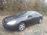 2005 Honda Accord EX 2dr Coupe w/Leather