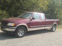 1997 Ford F-150 3dr Lariat Extended Cab LB