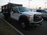 2013 Ford F-550 Super Duty 4X4 4dr SuperCab 161.8-185.8 in. WB