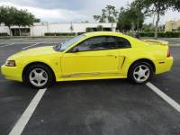 2003 Ford Mustang Deluxe 2dr Fastback