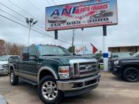 2010 Ford F-250 Super Duty 4x4 Lariat 4dr SuperCab 6.8 ft. SB Pickup