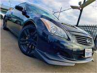 2008 Infiniti G37 G37 Journey Coupe 2D