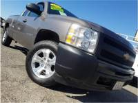 2012 Chevrolet Silverado 1500 4x4 Work Truck 4dr Extended Cab 6.5 ft. SB