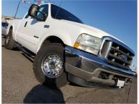 2002 Ford F-250 Super Duty Short Bed