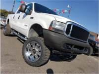 2002 Ford F-250 Super Duty Long Bed