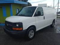 2008 Chevrolet Express Cargo 1500 3dr Cargo Van