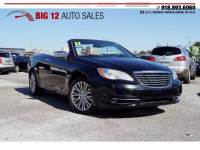 2011 Chrysler 200 Convertible Limited 2dr Convertible