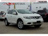 2012 Nissan Murano S 4dr SUV