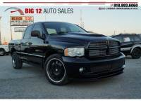 2005 Dodge Ram Pickup 1500 SRT-10 4dr Quad Cab Rwd SB