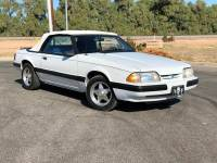 1987 Ford Mustang LX 2dr Convertible