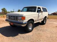 1988 Ford Bronco 2dr XLT 4WD SUV