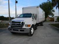 2012 Ford F-650 Super Duty 4X2 2dr Regular Cab 158-260 in. WB