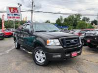 2005 Ford F-150 4dr SuperCab STX 4WD Styleside 5.5 ft. SB