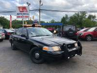 2008 Ford Crown Victoria Police Interceptor 4dr Sedan (3.55 Axle)