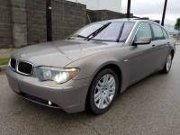 2003 BMW 7 Series 745Li 4dr Sedan