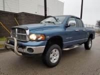 2004 Dodge Ram Pickup 1500 4dr Laramie Quad Cab LB RWD