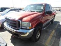 2002 Ford F-250 Super Duty 4dr SuperCab XLT 4WD SB