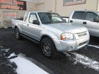 2003 Nissan Frontier 2dr King Cab XE-V6 4WD SB