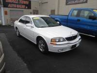 2000 Lincoln LS 4dr V8 Sedan