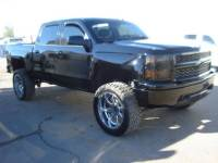 2015 Chevrolet Silverado 1500 Crew Cab, Lifted, 4wd, Finance Available