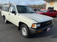 1991 Toyota Pickup 2dr Standard Cab SB