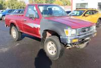 1992 Toyota Pickup 2dr Deluxe 4WD Standard Cab SB