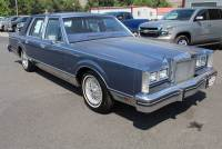 1984 Lincoln Town Car 4dr Sedan