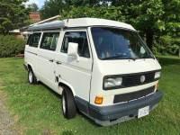 1991 Volkswagen Vanagon Westfalia GL
