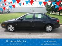 2002 Saturn S-Series SL2 4dr Sedan