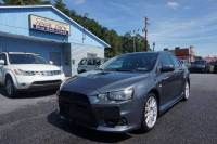 2008 Mitsubishi Lancer Evolution AWD GSR 4dr Sedan