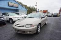2005 Chevrolet Cavalier LS 4dr Sedan
