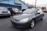 2003 Honda Accord EX 4dr Sedan w/Leather