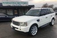 2008 Land Rover Range Rover Sport 4x4 HSE 4dr SUV
