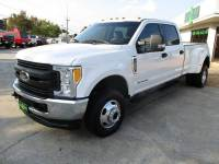 2017 Ford F-350 Super Duty 4x4 XL 4dr Crew Cab 8 ft. LB DRW Pickup
