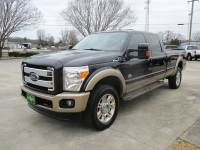 2013 Ford F-350 Super Duty 4x4 King Ranch 4dr Crew Cab 8 ft. LB SRW Pickup