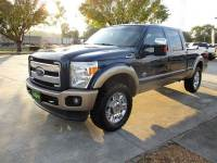 2013 Ford F-250 Super Duty 4x4 King Ranch 4dr Crew Cab 6.8 ft. SB Pickup